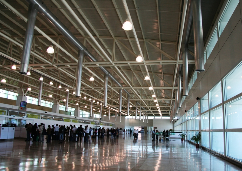 There are a couple of terminals in Caracas Airport: The Domestic Terminal and the International Terminal.